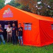 Tenda Posko Rumah 6x12 (19749231) di Tarogong