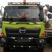 Truck Crane Hino 500 Tahun 2017 Kapasitas 15 Ton