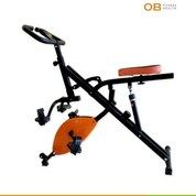 X Bike With Horse Rider By OB FIT