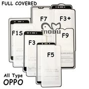 Tg Oppo 5D All Tipe / Tempered Glass A37 A39 A57 A71 A83 A7 A3S F1s F3 F5