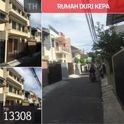 Rumah Duri Kepa, Jakarta Barat, 6x12,2m, 3 Lt, SHM (19779223) di Kota Jakarta Barat