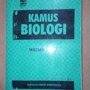 Buku Kamus Biologi Fc (19782811) di Kab. Bandung Barat