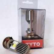 Led Motor Original Tyto M2b H6 AC/DC 8w + 8w