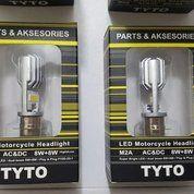 Lampu Utama/Depan LED Motor H6 TYTO (19786843) di Kota Surakarta