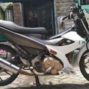 Satria Fu Facelift 2013 (19787183) di Kota Tangerang