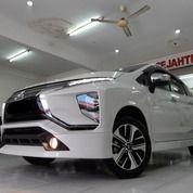 Mitsubishi Xpander Ultimate 2018 Automatic Kondisi Full Orisinil Kilometer 3rb'an Plat L (19801055) di Kota Surabaya