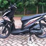 Honda Beat Fi Tahun 2015 Warna Hitam (19804387) di Kota Salatiga