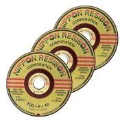 """NIPPON RESIBON 4"""" Batu Gerinda / Grenda Poles / Sleb Nippon 4 X 6"""