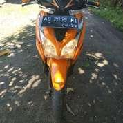 Honda Vario Tahun 2012 Warna Orange