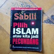 Majalah Sabili Bekas (19827375) di Kab. Bandung Barat