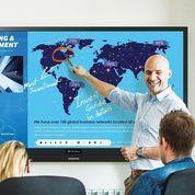 Interactive Board Samsung QB65H-TR 65 Inch