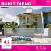 Rumah Baru Luas 355 Di Bukit Dieng Kota Malang _ 386.18 (19832583) di Kota Malang