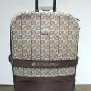 """Travel Bag / Koper 26"""" Roda 6 Putar Second Impor (19833487) di Kota Semarang"""