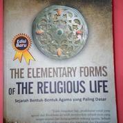 Buku Terjemah The Elementary Form Of The Religious Life (19841803) di Kab. Bandung Barat