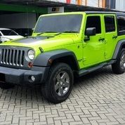 Jeep Wrangler JK Sport Renegade 2012 Green Gecko