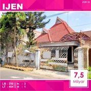 Rumah Luas 404 Kawasan IJEN Kota Malang _ 251.19 (19869495) di Kota Malang