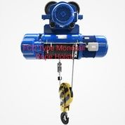 Monorail Rope Hoist Cap 5t X Lift 6m With FCD Type