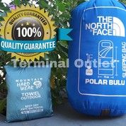 Paket Sleeping Bag Polar Bulu + Towel Microfiber 60 X 120 (19877911) di Kota Jakarta Utara