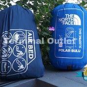 Paket Sleeping Bag Polar Bulu + Lazybag (19885595) di Kota Jakarta Utara