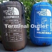 Paket Sleeping Bag Polar Bulu + Sleepmock