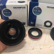 Olympus TG 3 Black + Fish Eye