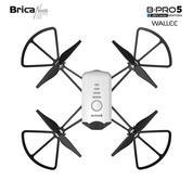 Brica B-PRO5 SE Sky Edition Wallee Drone & Remote Controller (19902199) di Kota Surabaya
