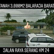 Tanah Balaraja 3.000m2 Jalan Propinsi Kab Tangerang Banten (19918107) di Kab. Tangerang