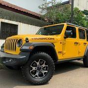 Jeep Rubicon 2.0L New Model JL 2018/2019