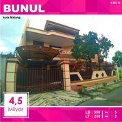 Rumah Mewah 2 Lantai Luas 258 Di SKI Bunul Kota Malang _ 265.19 (19920227) di Kota Malang
