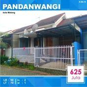 Rumah Murah Luas 70 Di Pandanwangi Sulfat Kota Malang _ 266.19 (19920519) di Kota Malang