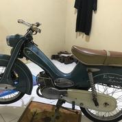 Motor Kerman Jenis Dkw (19930219) di Kota Yogyakarta