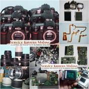 Service Kamera Digital DSLR Mirorless Handycam Lensa Flash Action Cam Dll (19930851) di Kota Malang