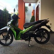 Honda Supra X 125 Green 2012