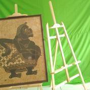 Standing Frame Kayu Untuk Lukis Dan Foto (19938011) di Kab. Banjarnegara