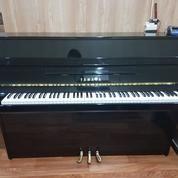 Upright Piano Bekas Yamaha JU109 | Piano Upright Klasik Akustik Second (19947207) di Kota Tangerang Selatan