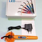 Dental Led Light Cure 90 Detik Laser Behel Light Curing Laser