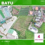 Tanah Murah Luas 3.448 Sebelah Jatim Park 3 Kota Batu Malang _ 268.19