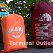 Paket Sleeping Bag Polar Biasa + Hammock Tebal
