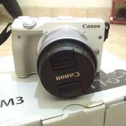 Kamera Canon Eos M3 (19975103) di Kota Tangerang