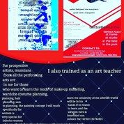 For Those Who Want To Learn Art And Are Directed Outside And Inside The Country (19992295) di Kota Yogyakarta