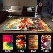 Karpet 1578-A Abstrack Colour Size 160 X 230 Cm