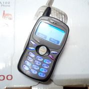 Hape Jadul Panasonic A100 Series Mini Phone Fullset Langka (19999963) di Kota Jakarta Pusat