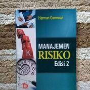 Buku Manajemen Risiko Edisi Kedua ( Herman Darmawi )