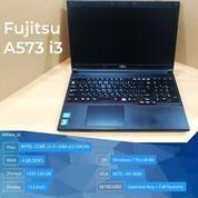 Laptop Bekas Paling Murah Merk Fujitsu A573 Core I3 (20002475) di Kota Jakarta Pusat