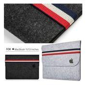Sleeve Woolen Felt Case I-Pad & Laptop 11 - 13 Inches (20005671) di Kota Jakarta Utara