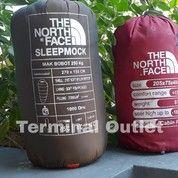 Paket Sleeping Bag Polar Biasa + Sleepmock