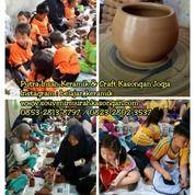 Aneka Souvenir Keramik Kasongan Jogja Wisata Edukasi (20011443) di Kab. Bantul