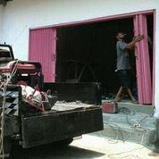 Penjual rollingdoor & pintu harmonika untuk garasi, pertokoan, warung, gudang, dll. (2001582) di Kota Jakarta Pusat