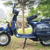 Piaggio Vespa Exclusive 2001 Full Original Kilometer Rendah (20023327) di Kota Bekasi