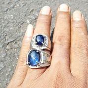 Blue Sapphire Sepasang (20031043) di Kota Jakarta Barat
